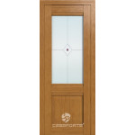 Дверь Casaporte Милан 12, орех мелинга