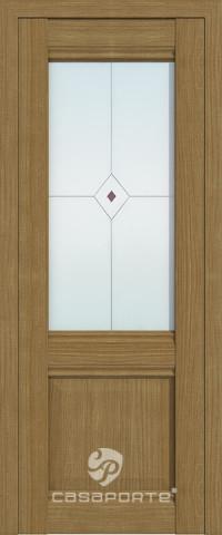 Дверь Casaporte Милан 12, тик