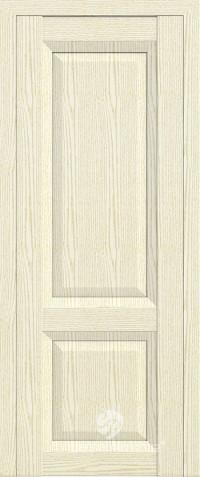 Дверь Casaporte Милан 5, беленый дуб патина