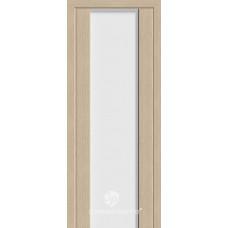 Дверь межкомнатная Casaporte Сан Ремо, Белый триплекс