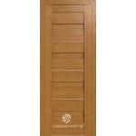 Дверь межкомнатная Casaporte Сицилия 11, орех мелинга