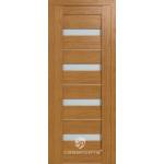 Дверь межкомнатная Casaporte Сицилия 12, орех мелинга