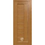 Дверь межкомнатная Casaporte Сицилия 13, орех мелинга