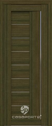 Дверь межкомнатная Casaporte Сицилия 13, вишня малага