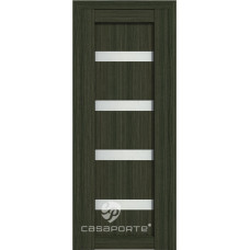 Дверь Casaporte Верона 5, вишня малага