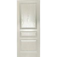 Дверь Дворецкий, Готика, белый ясень