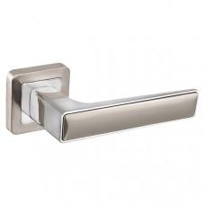 Ручка Fuaro DENVER XM SN/CP-3 матовый никель/хром
