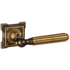 Ручка дверная Renz СТЕЛЛА CF кофе