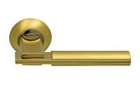 Ручка дверная Sillur 94A золото / золото