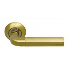 Ручка дверная Sillur 96 золото
