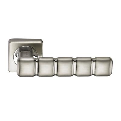 Ручка дверная Sillur C-202 матовый хром