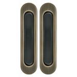 Ручка для раздвижных дверей Armadillo  SH010-WAB-11 матовая бронза