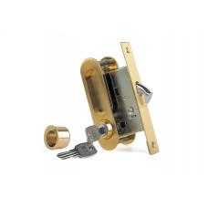 Комплект фурнитуры Archie для раздвижных дверей купе K01/02-V1, золото