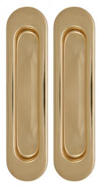 Ручка для раздвижных дверей Armadillo SH010-GP-2 золото