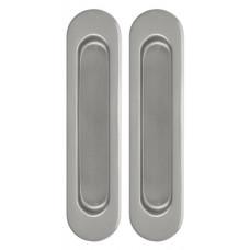 Ручка для раздвижных дверей Armadillo  SH010-SN-3 матовый никель