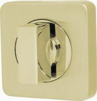 Фиксатор-завертка Armadillo WC-BOLT BK6/SQ-21SG/GP-4 матовое