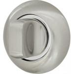 Фиксатор-завертка Armadillo WC-BOLT BK6-1SN/CP-3 матовый никель/хром