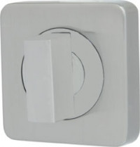 Фиксатор-завертка Armadillo WC-BOLT BK6/SQ-21SN-3 матовый никель