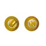 Фиксатор, накладка сантехническая Vintage BKC мат. золото