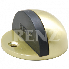 Дверной ограничитель RENZ  матовое золото