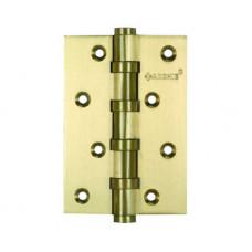 Петля универсальная Archie A010- 100*70*3- 4BB 1U, матовое золото