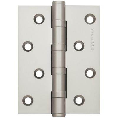 Петля латунная Armadillo 500-C4 100x75x3 PN Перламутровый никель