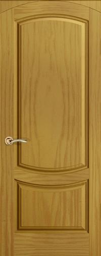Дверь Лувр, Ясень Шервуд, Глухое