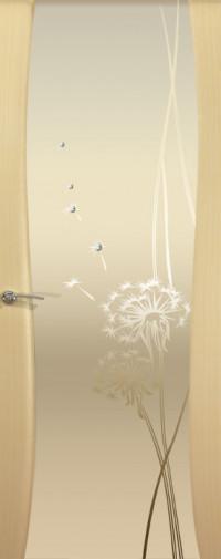 Дверь Буревестник -2, Одуванчик, Беленый дуб