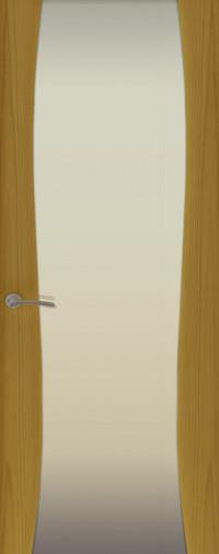 Дверь Буревестник -2, Ясень шервуд
