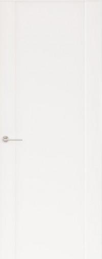Дверь Capri-2, Глянец белый, глухое