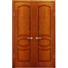 Дверь Изабелла, Красное дерево, Распашное, Глухое