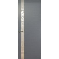 Дверь de Vesta Concept, Серебристый дуб, остекление L