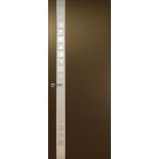 Дверь de Vesta Concept, Венге, остекление L