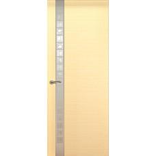 Дверь de Vesta Concept, Беленый дуб, остекление L