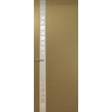 Дверь de Vesta Concept, Серый дуб, остекление L