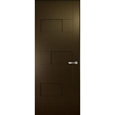 Дверь de Vesta Matrix, Венге, Глухое