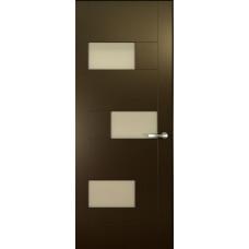 Дверь de Vesta Matrix, Венге, остекленное