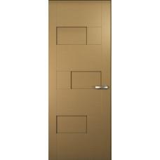 Дверь de Vesta Matrix, Серый дуб, Глухое