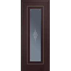Profil Doors 24 U, Темно Коричневый
