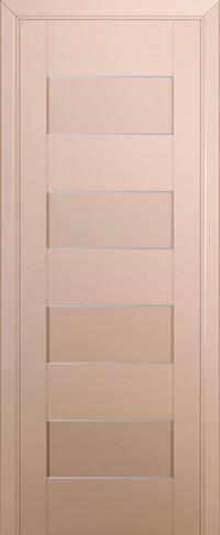 Profil Doors 45 U, Капучино Сатинат