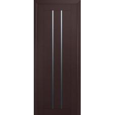 Profil Doors 49 U, Темно Коричневый