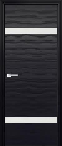 Profil Doors 3 D, Черная Волна