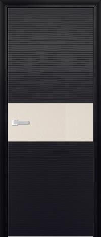 Profil Doors 4 D, Черная Волна