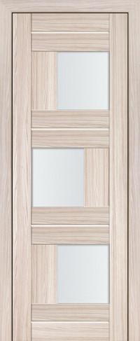 Profil Doors 13X Капучино Мелинга, Триплекс
