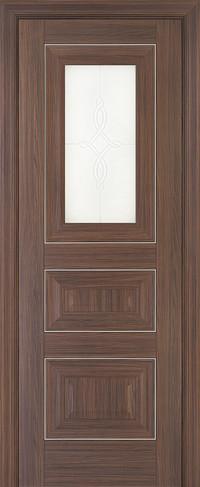 Profil Doors 26X Натвуд Натинга, остекленное