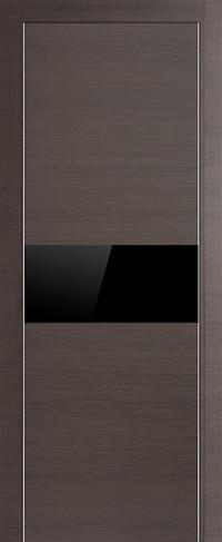 Profil Doors 4Z Грей Черный глянцевый лак