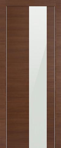 Profil Doors 5Z Малага Черри Белый глянцевый лак