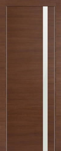 Profil Doors 6Z Малага Черри Белый глянцевый лак