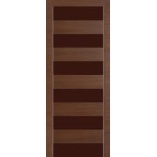 Profil Doors 8Z Малага Черри, Коричневый лак