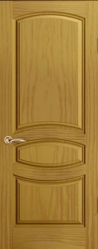 Дверь Изабелла, Ясень шервуд, Глухое